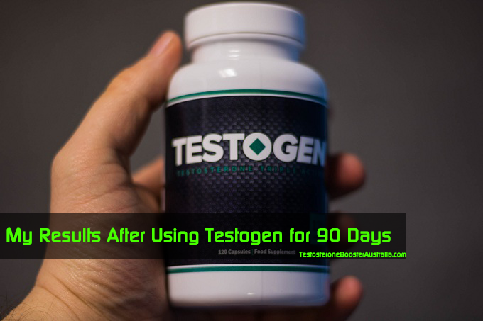My Experience With Testogen